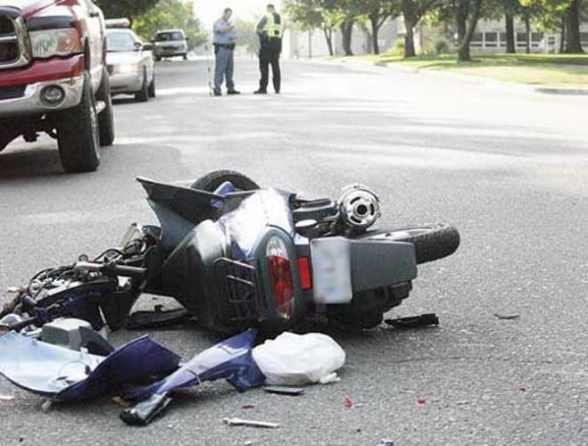 scuter accident