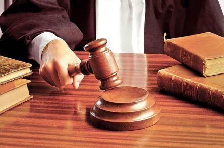 justitie ciocan
